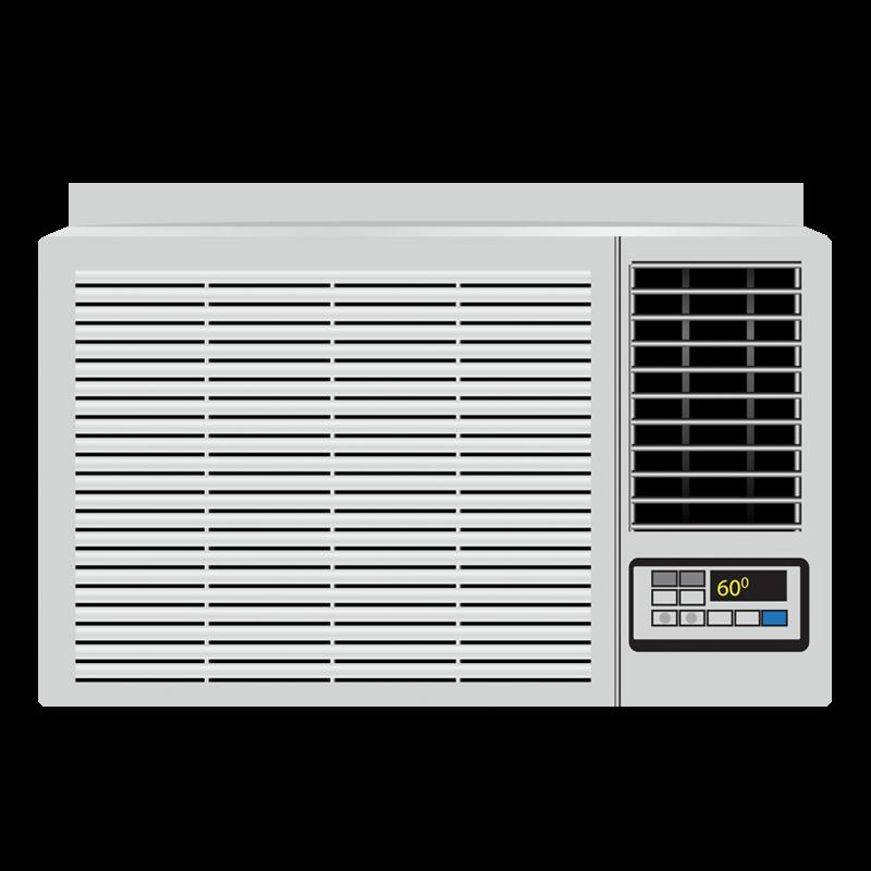 แอร์ติดหน้าต่าง (Window Type)
